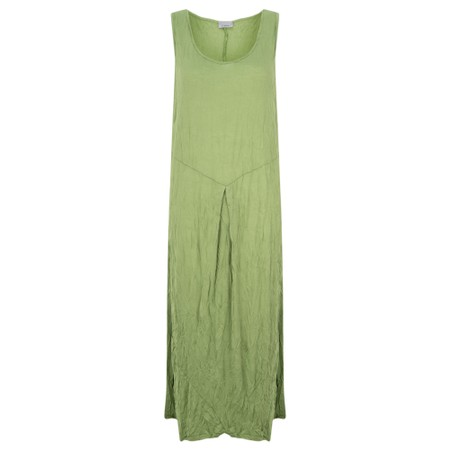 Thing Fitted Bodice Easyfit Dress - Green