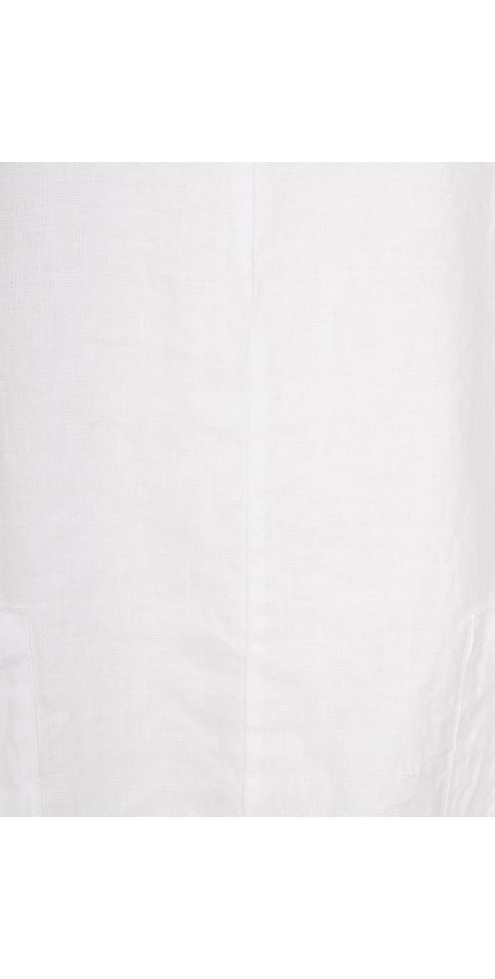 Three Quarter Sleeve Two Pocket Tunic main image