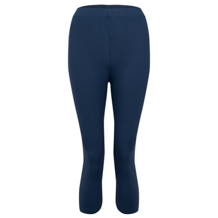 Thing 7/8 Bamboo Legging - Blue