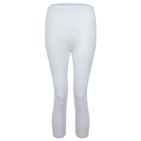 Thing 7/8 Bamboo Legging - White