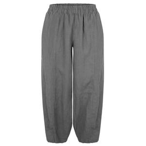 Thing Easyfit 7/8 Linen Trouser