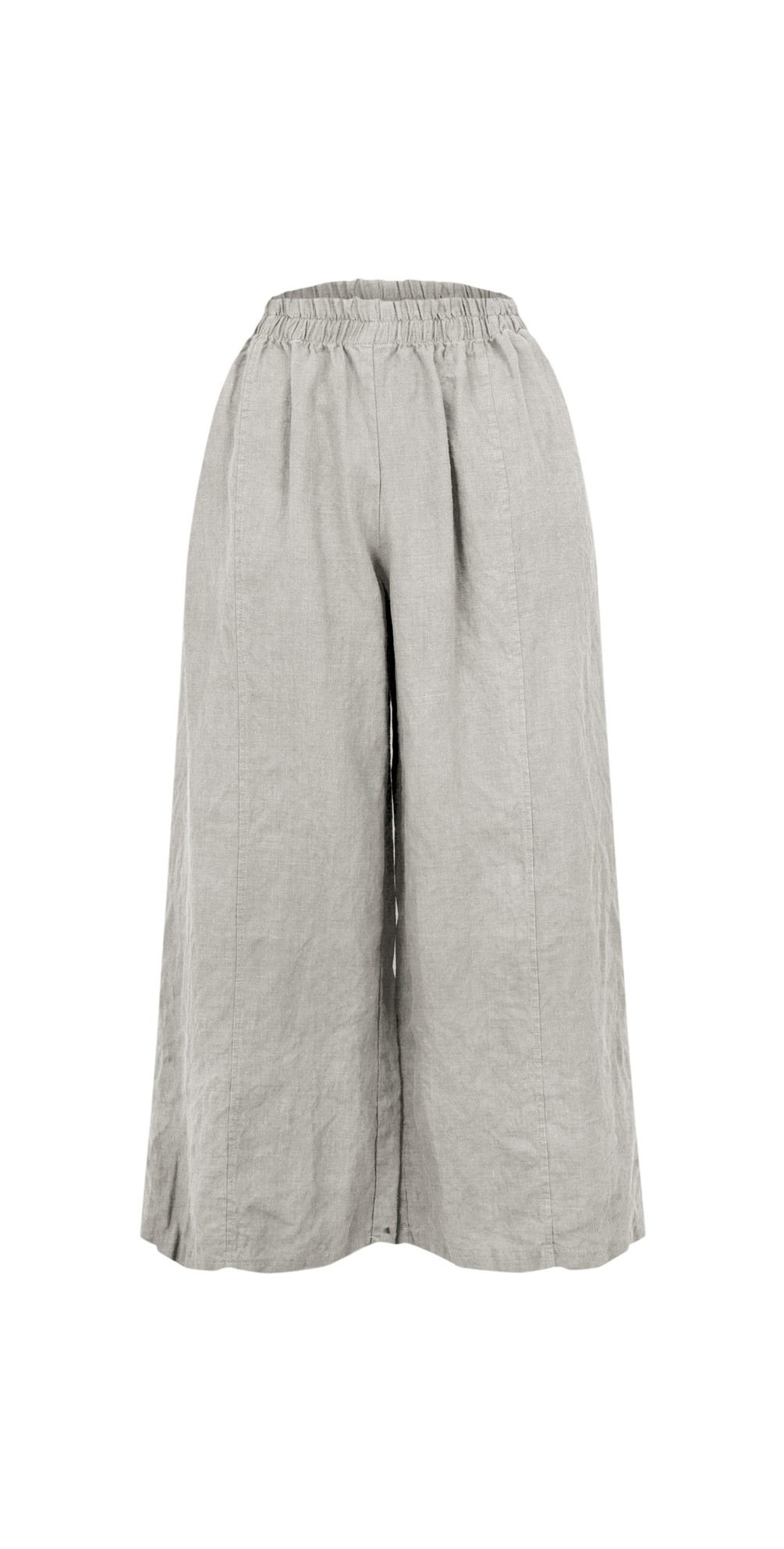 Easy Parallel Linen Trouser main image