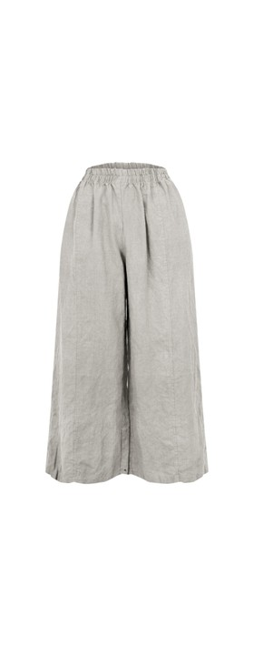 Thing Easy Parallel Linen Trouser Linen
