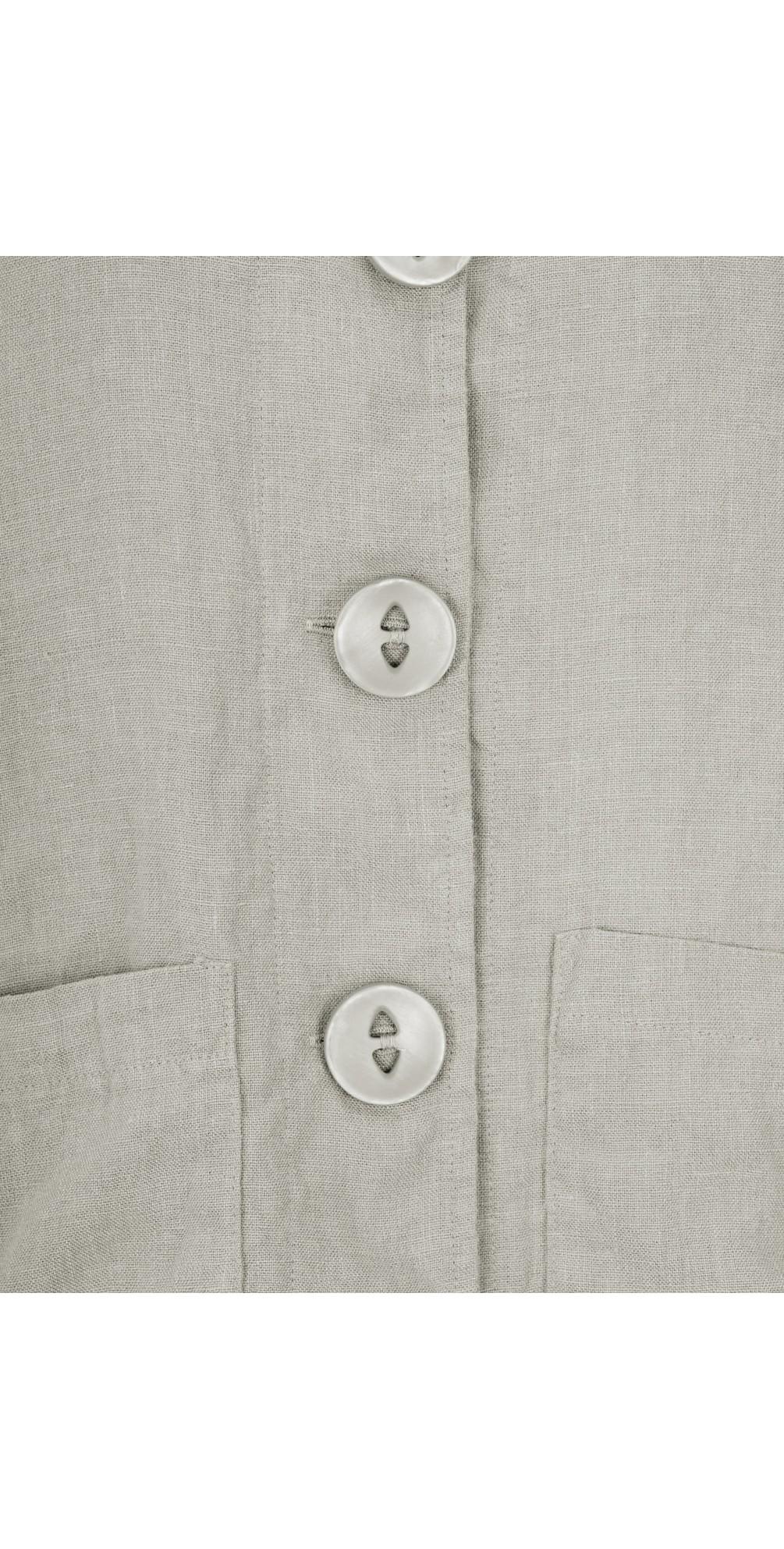 Button Front 2 Pocket Jacket main image
