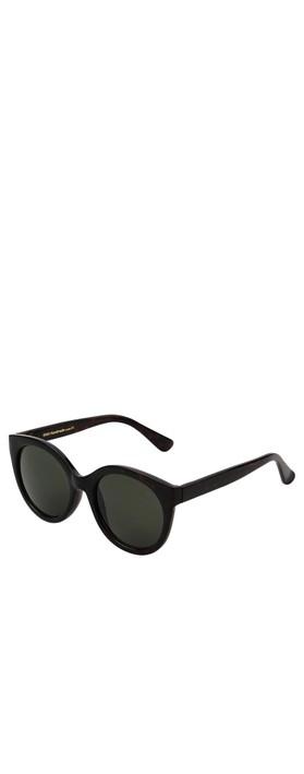 A Kjaerbede Butterfly Sunglasses Tortoiseshell