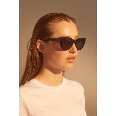 A Kjaerbede Stella Sunglasses - Black
