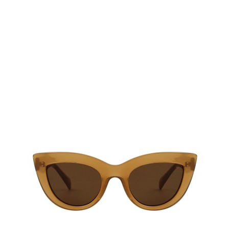A Kjaerbede Stella Sunglasses - Transparent