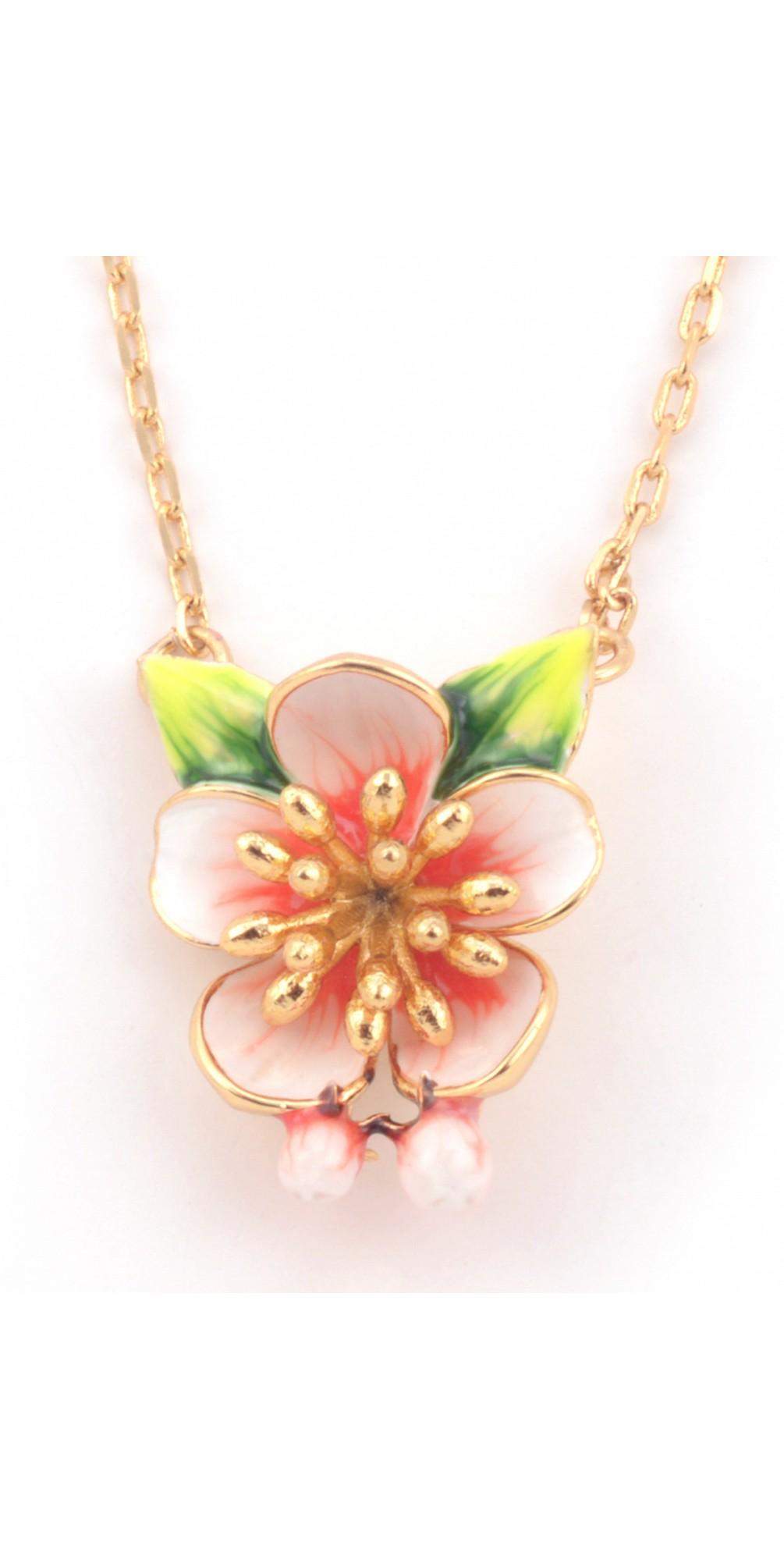 Apple Blossom Pendant necklace main image