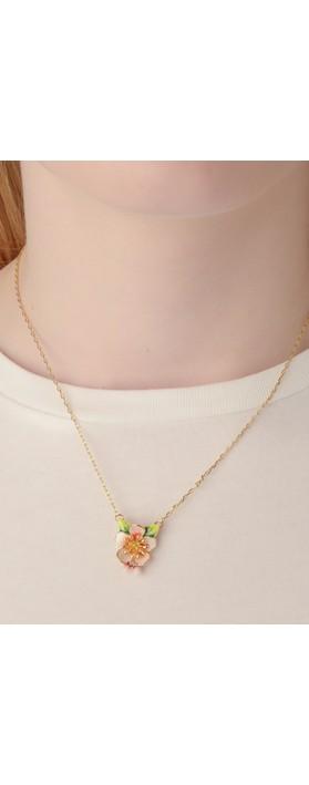 Bill Skinner Apple Blossom Pendant necklace Multi