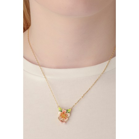 Bill Skinner Apple Blossom Pendant necklace - Multicoloured
