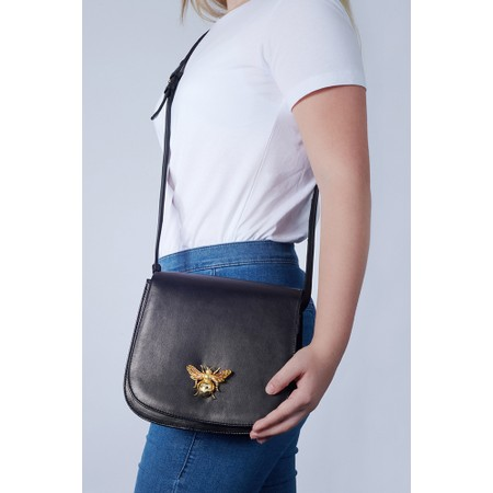 Bill Skinner Gaby Bee Bag  - Black