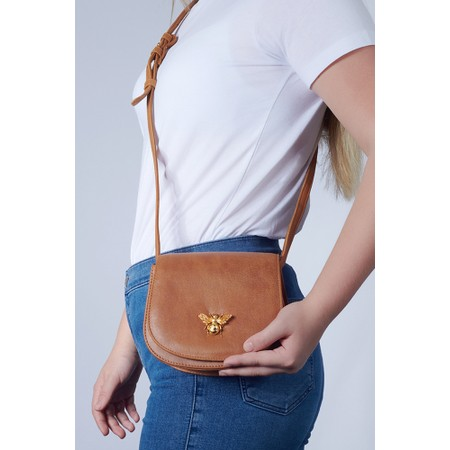 Bill Skinner Emma Bee Bag  - Brown