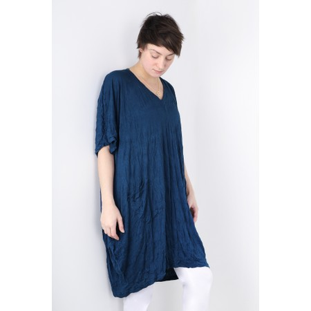 Thing Loosefit 2 Pocket Tunic - Blue