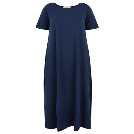 Mama B Paros T-shirt Dress - Blue