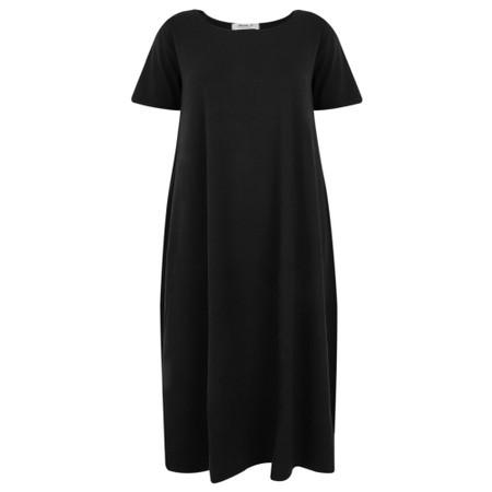Mama B Paros T-shirt Dress - Black