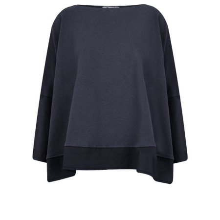 Mama B Bamboo Fleece Top - Blue