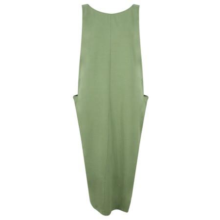 Mama B Tre Sleeveless Jersey Dress - Green
