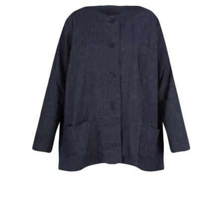 Mama B Mykonos Denim Jacket - Blue