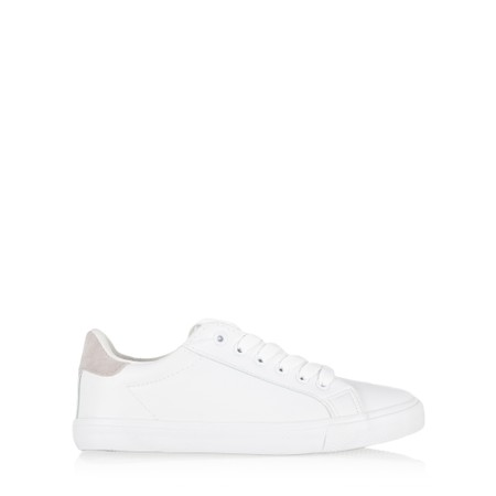 Eljay Havana Trainer Shoe - White