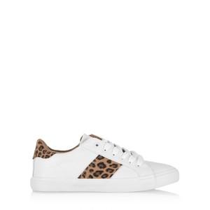 Eljay Masai Leo Print Trainer Shoe