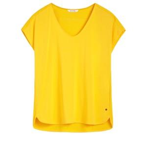 Sandwich Clothing Short Sleeve V-neck Top