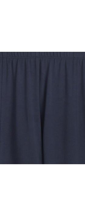 Sandwich Clothing Basic Organic Cotton Leggings Navy