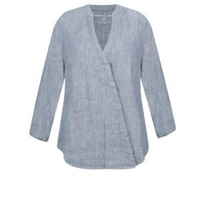 Sandwich Clothing Linen Twill Shirt