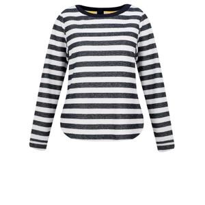 Sandwich Clothing Stripe Sweatshirt Top