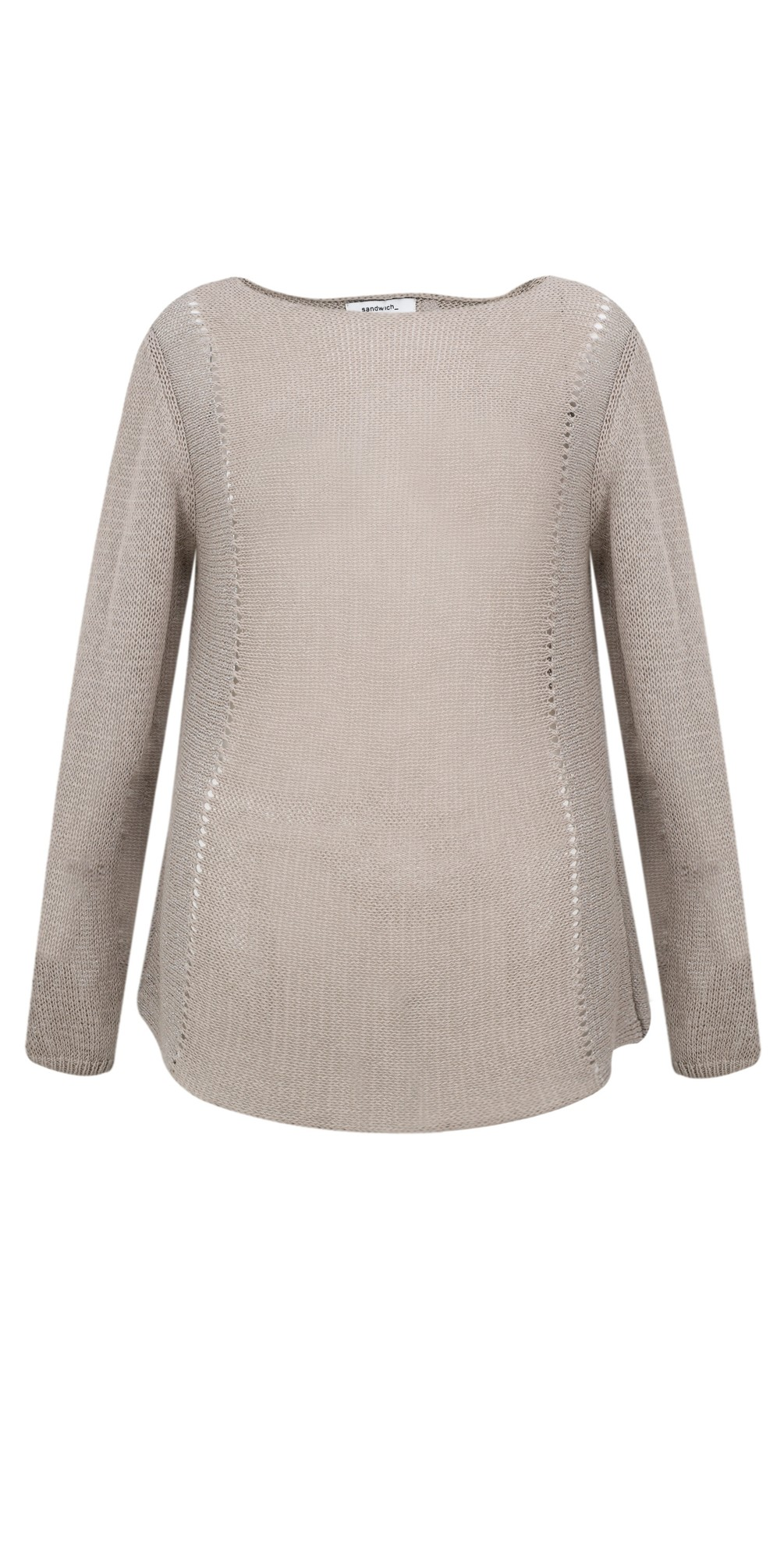Cotton Sparkle Knit Jumper main image
