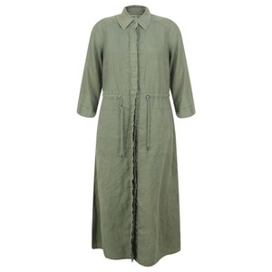 Sandwich Clothing Linen Shirt Dress