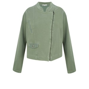 Sandwich Clothing French Terry Biker Jacket