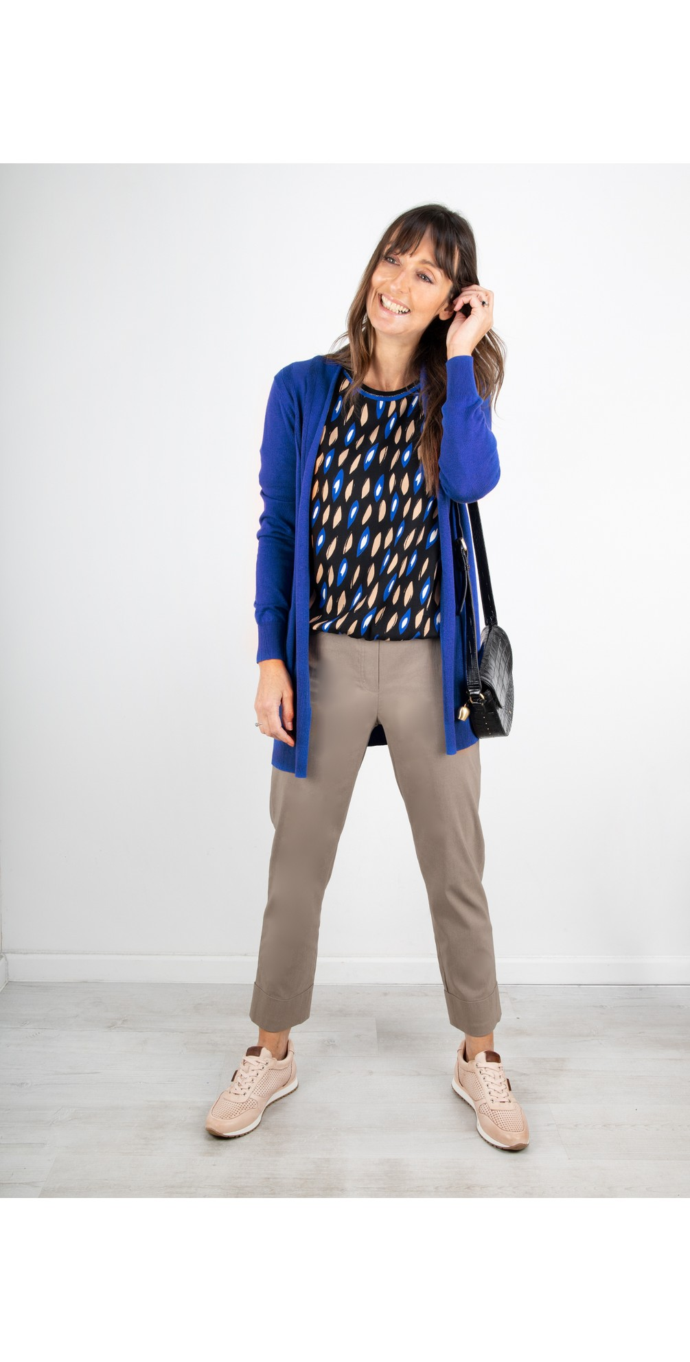 Essential Open Front  Cardigan main image