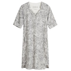Sandwich Clothing Line Print Leaf Dress