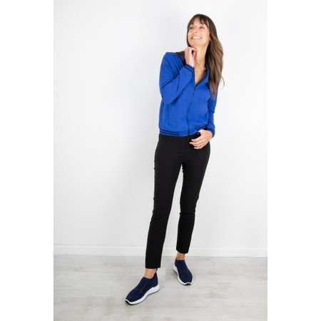 Sandwich Clothing Cotton Bomber Jacket - Blue