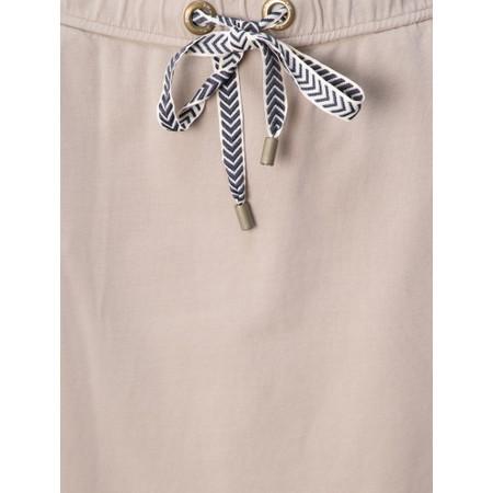 Sandwich Clothing French Terry Skirt - Metallic