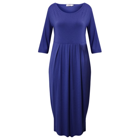 Masai Clothing Nima Dress - Blue