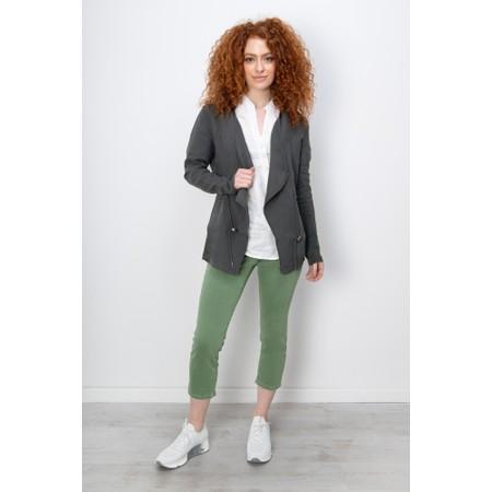 Sandwich Clothing Essential Stretch Twill Trousers - Green
