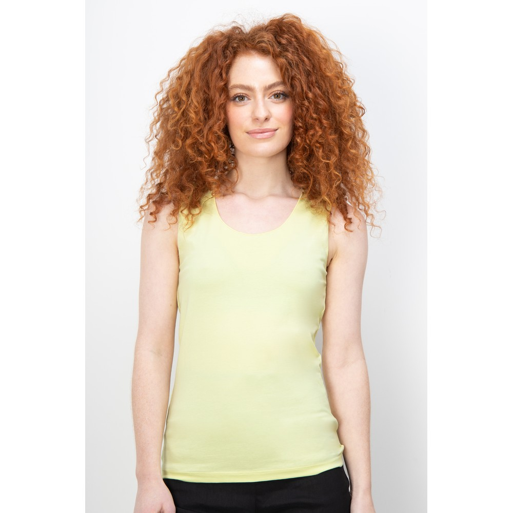 Crea Concept Jersey Shell Top Lime