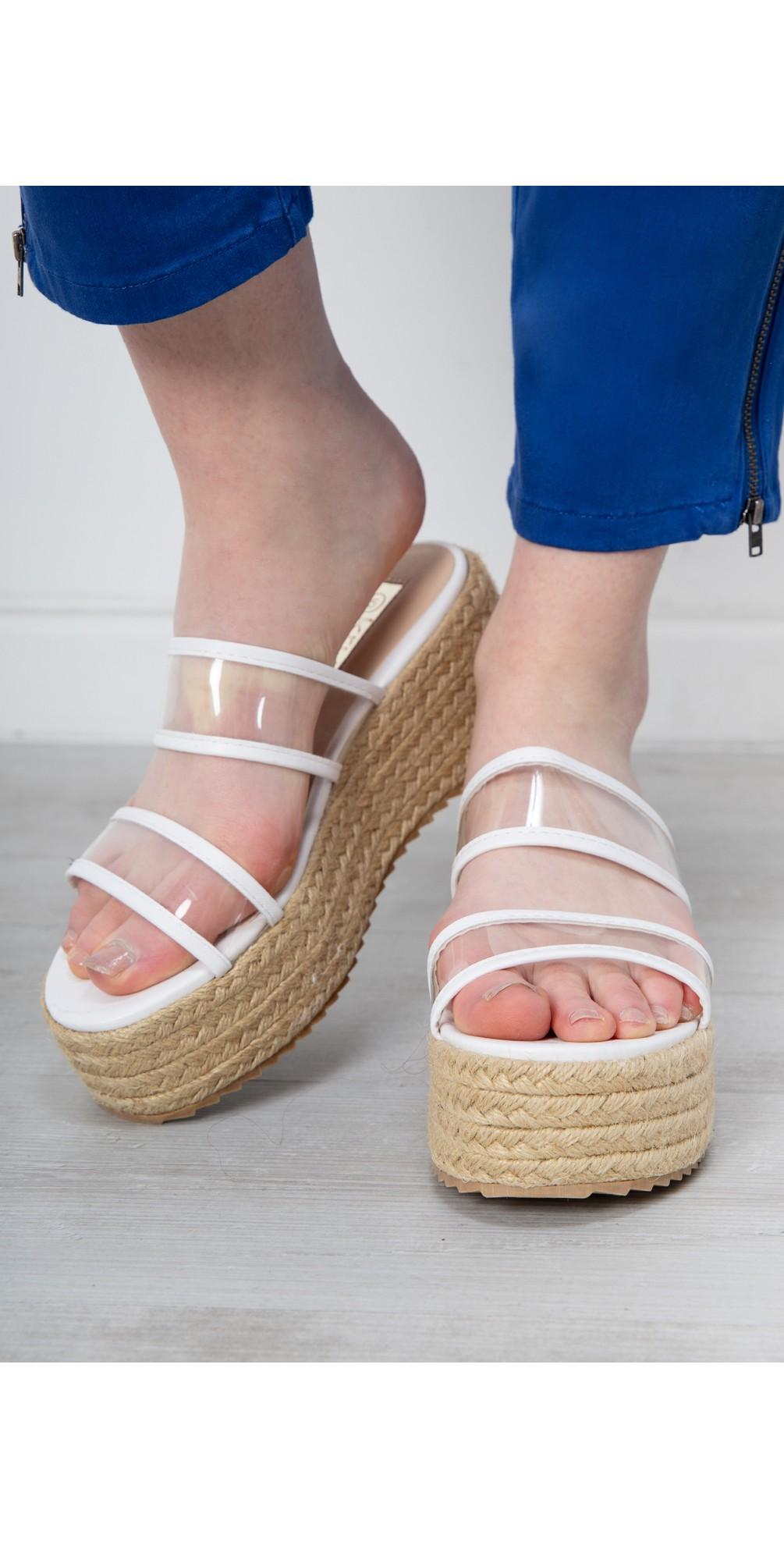Positano Wedge Sandal main image