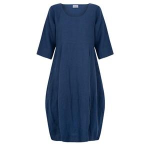 Thing Freya Short Sleeve Linen Dress