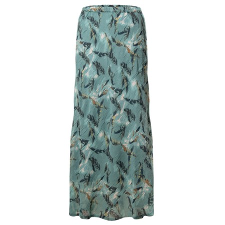Adini Sirocco Print Maura Skirt - Green