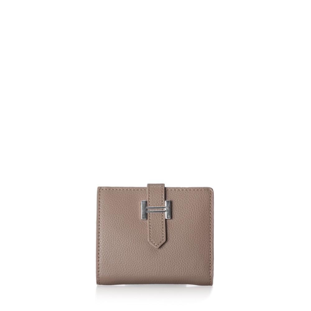 Gemini Label Bags Hali Purse Taupe