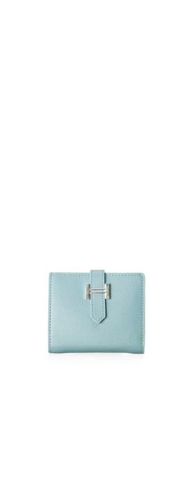 Gemini Label Bags Hali Purse Pale Blue