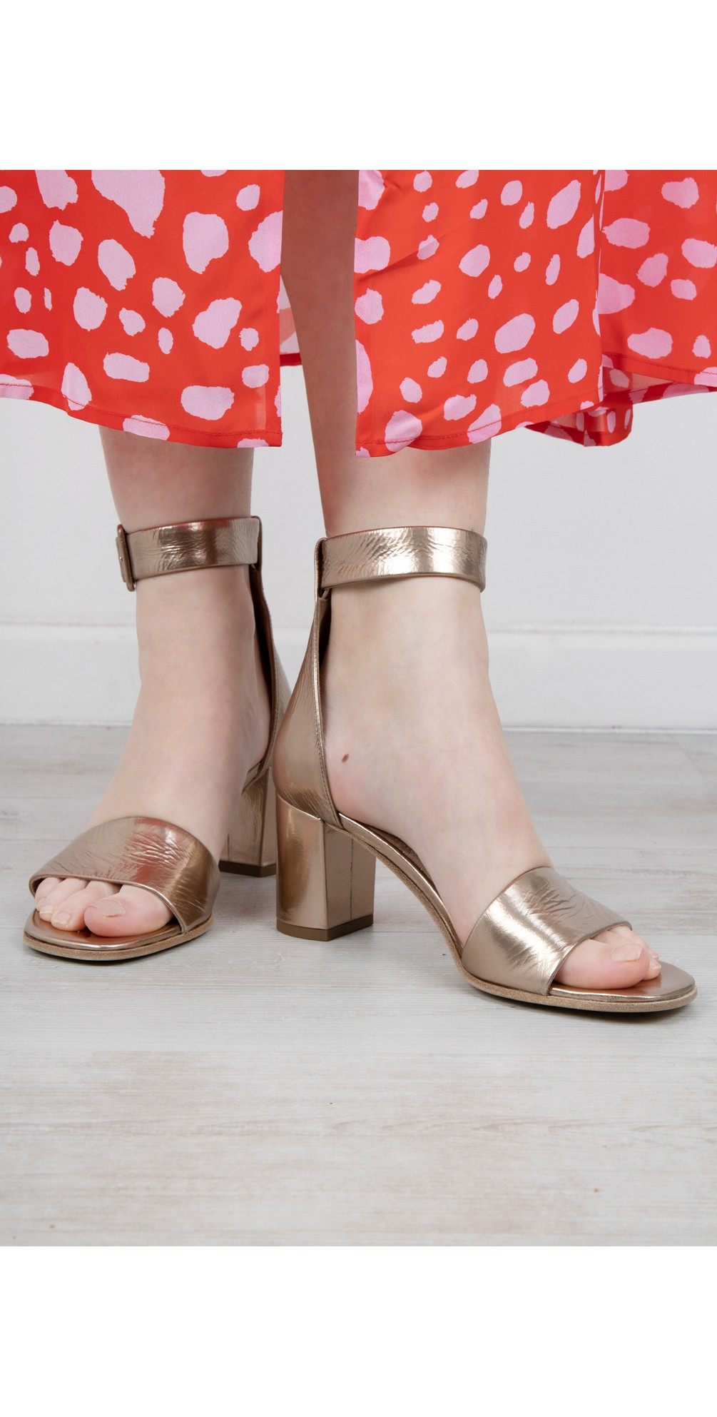 Olivia Ankle Strap Sandal main image