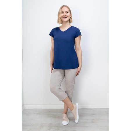 Masai Clothing Digna Top - Blue