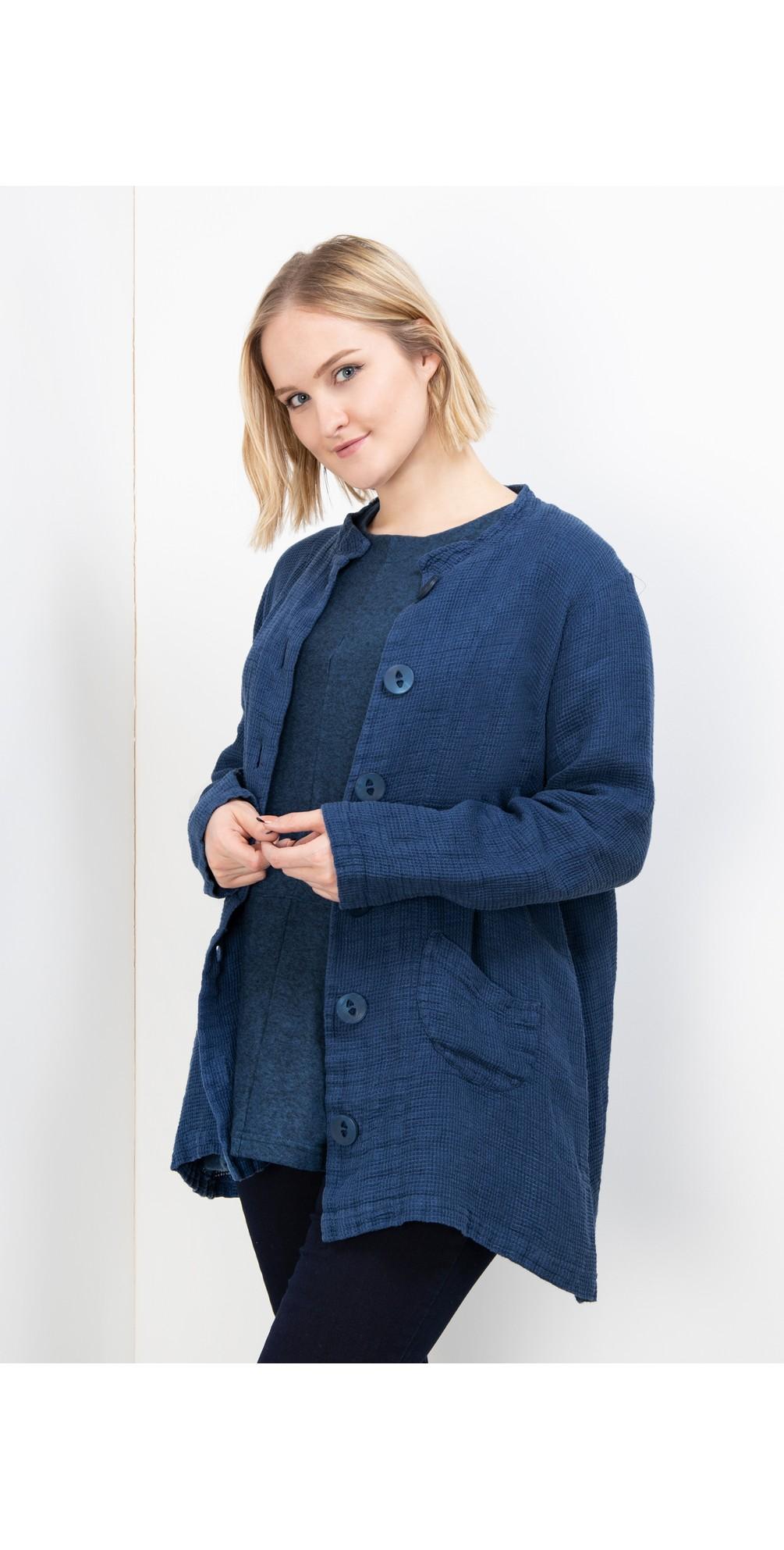Textured Linen Jacket main image