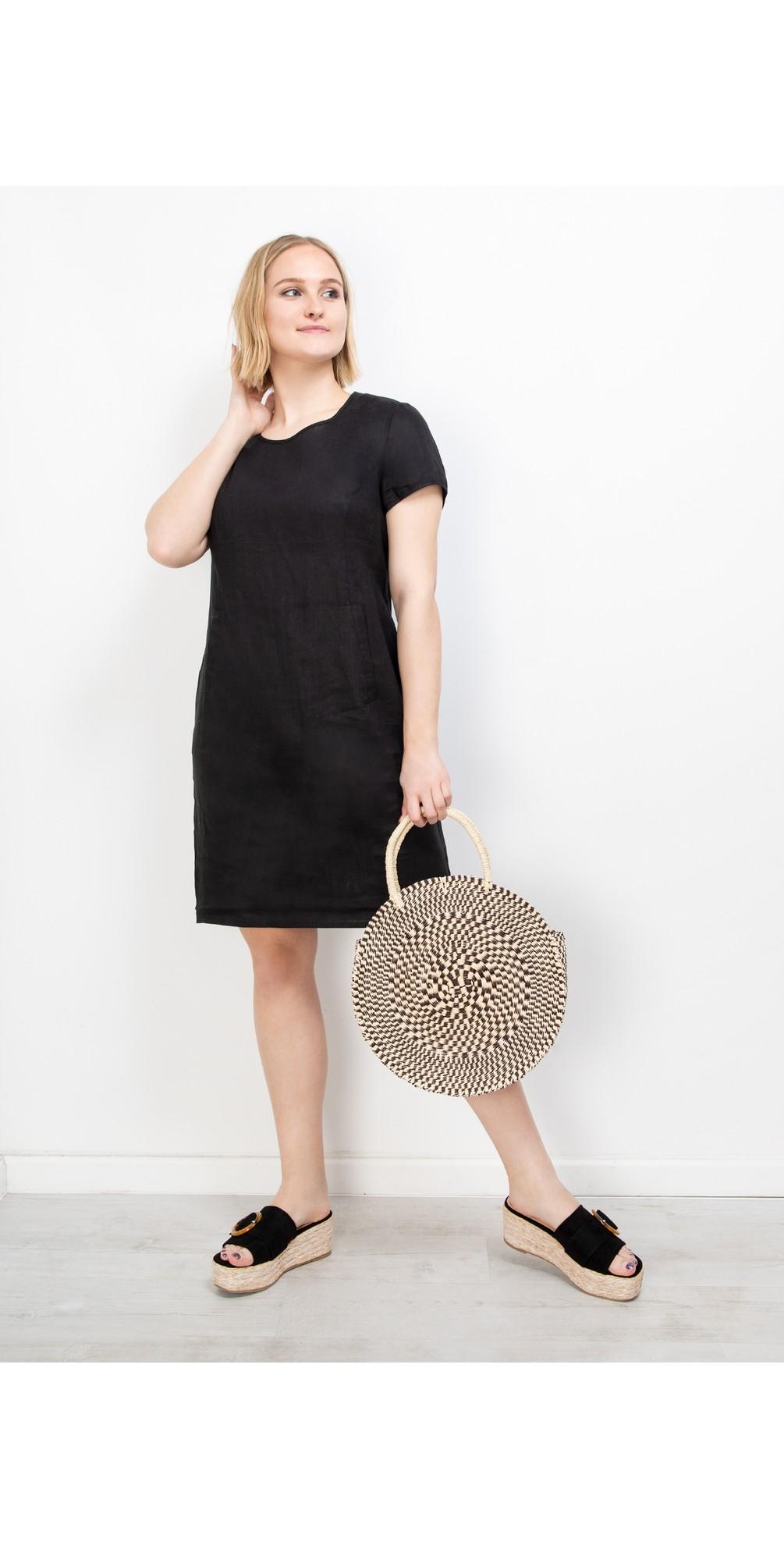 Nabla Linen Dress  main image