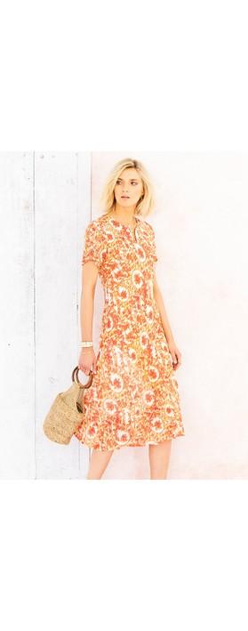 Adini Polly Dress Sunset