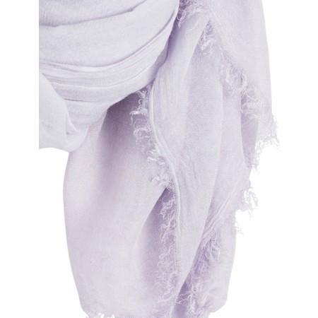 Sandwich Outlet  Crinkle Dye Scarf - Purple