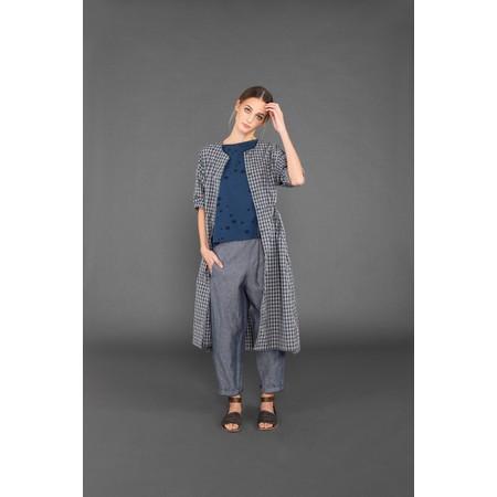 Mama B Punto Trousers - Blue